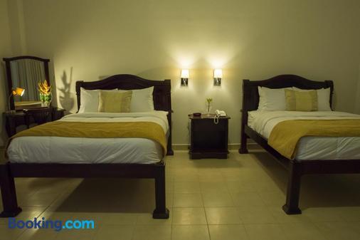 Hotel Real La Merced - Granada - Bedroom