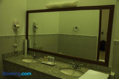 Hotel Real La Merced - Granada - Bathroom