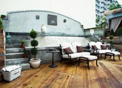 Olive Boutique Hotel, A Small Luxury Hotel of the World - San Juan - Uteplats