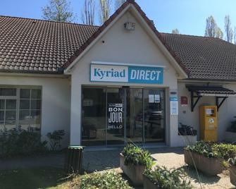 Kyriad Direct Metz Nord - Woippy - Woippy - Budova