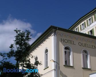Hotel Quellenhof - Зент