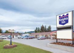 Knights Inn Merritt - Merritt - Building