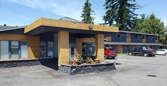 Alpine Inn - Abbotsford - Edificio