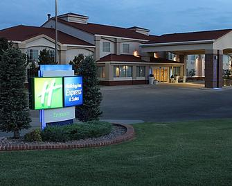 Holiday Inn Express Hotel & Suites Weatherford - Weatherford - Building