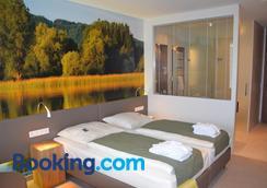 Seehotel Adler - Bodman-Ludwigshafen - Bedroom