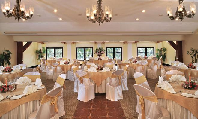 Phoenix Park Inn Resort - Candolim - Banquet hall