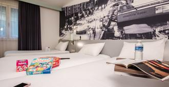 Ibis Styles Paris Tolbiac Bibliotheque - Paris - Bedroom
