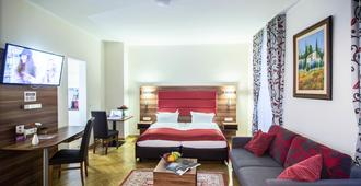 Batu Apart Hotel - Munique - Quarto