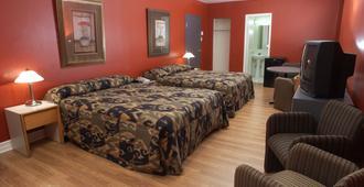 호텔 생-앙드레 몬트리올 - 몬트리올 - 침실