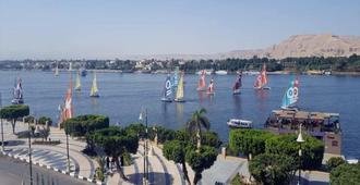Aracan Eatabe Luxor Hotel - Λούξορ - Θέα στην ύπαιθρο