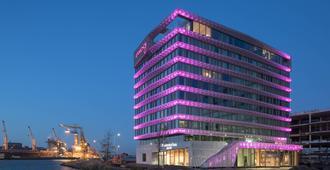 Moxy Amsterdam Houthavens - Ámsterdam - Edificio