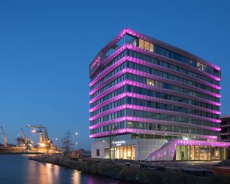 Moxy Amsterdam Houthavens - Amsterdam - Building
