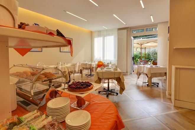 Best Western Hotel Crimea - Turin - Buffet