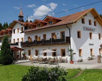 Osserhotel - Lohberg - Gebouw