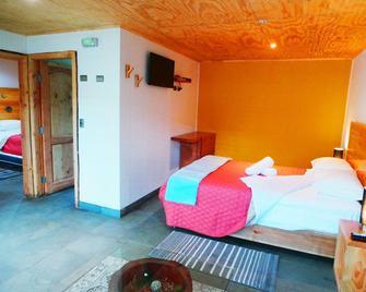 Treca Rupan Lodge - Neltume - Slaapkamer