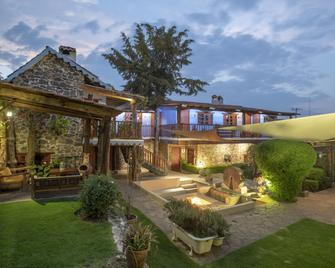 La Casa Azul Huasca - Huasca de Ocampo - Building