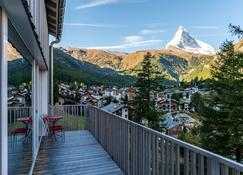 Legendär Zermatt - Церматт - Балкон