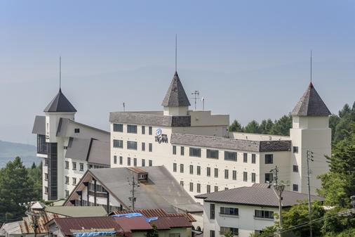 Hotel Tagawa - Yamanouchi - Outdoor view
