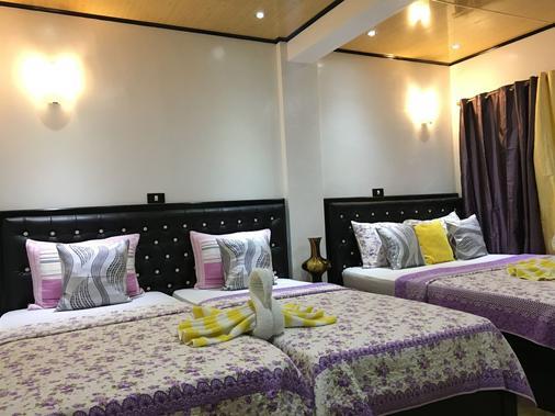 星火安納斯酒店 - 長灘島 - 長灘島 - 臥室