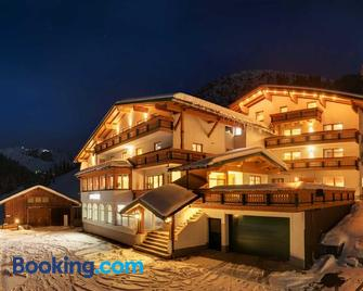 Bergspitz Luxury Appartement - Warth (Vorarlberg) - Gebouw