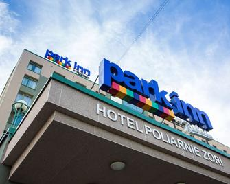 Park Inn by Radisson Poliarnie Zori Murmansk - Мурманськ - Building