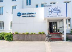 Best Western Hotel De La Plage - Saint-Nazaire - Building