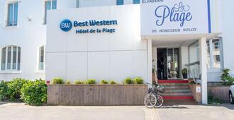 Best Western Hotel De La Plage - Сен-Незэр