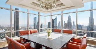 Shangri-La Dubai - Dubai - Dining room