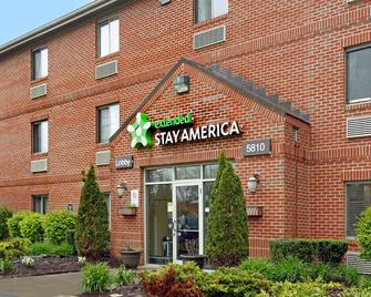 Extended Stay America - Fort Wayne - North - Fort Wayne - Building