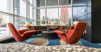 Holiday Inn Hotel & Suites Chattanooga Downtown - שאטאנוגה - טרקלין