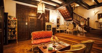 Scala Boutique Hotel - Bucarest - Sala de estar