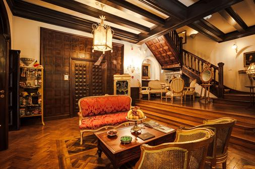 Scala Boutique Hotel - Bucharest - Lounge