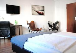 Domspatz Hotel | Boardinghouse - Cologne - Bedroom