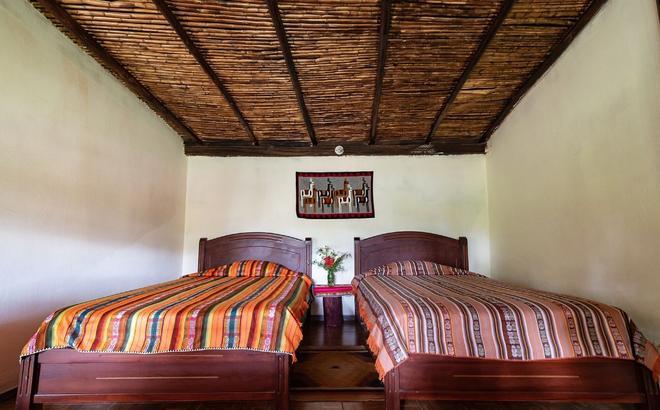 Hostería Patuloma - Salasaca - Bedroom