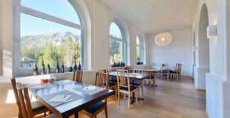 Hotel Seehof Arosa - Arosa - Restaurante