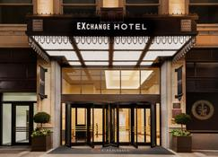 Exchange Hotel Vancouver - Vancouver - Rakennus
