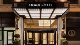 Exchange Hotel Vancouver - Vancouver - Toà nhà