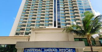 The Imperial Hawaii Resort At Waikiki - Χονολουλού - Κτίριο