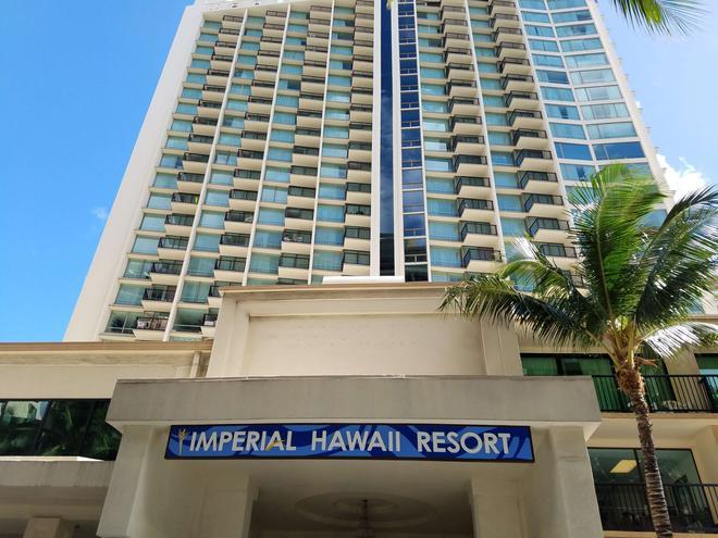 The Imperial Hawaii Resort At Waikiki - Honolulu - Building