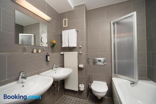 Top Khr 主屋酒店 - 法蘭克福 - 法蘭克福 - 浴室