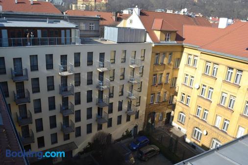 Aparthotel Austria Suites - Prague - Balcony
