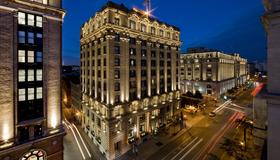 Hotel St Paul - Montreal - Building