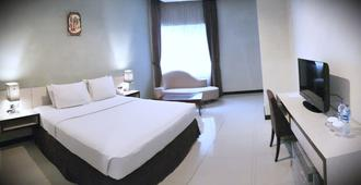 N3 Hotel Zainul Arifin - Jakarta - Bedroom