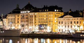 First Hotel Reisen - Stockholm - Building