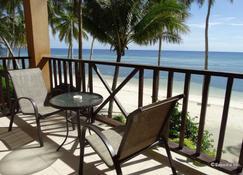 Anda White Beach Resort - Anda - Parveke