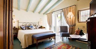 Algila Ortigia Charme Hotel - Syrakus - Soveværelse