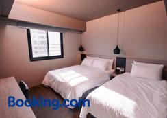 Kiwi Express Hotel-Jiuru - Cao Hùng - Phòng ngủ