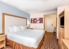 Days Inn by Wyndham Syracuse - Syracuse - Bedroom