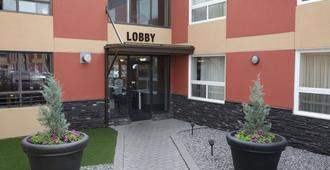 Best Western Plus City Centre Inn - Edmonton - Toà nhà