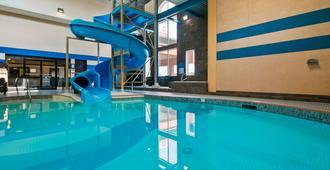 Best Western Plus City Centre Inn - Edmonton - Piscina